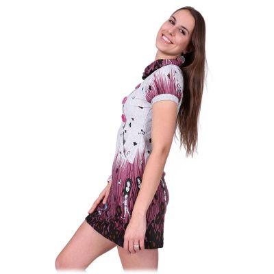 Jarné / jesenné šaty Padang Rumput