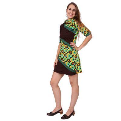 Jarné / jesenné šaty Matanya Hijau
