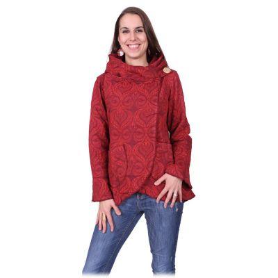 Kabátik Kalavati Red | L, XL, XXL