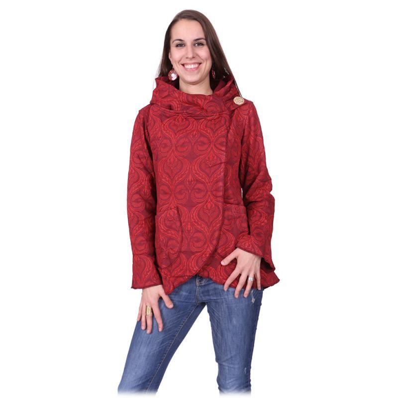 Kabátik Kalavati Red