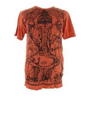 Pánske tričko Sure Angry Ganesh Orange | M, L, XL, XXL