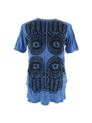 Pánske tričko Sure Hamsa Blue | M, L, XL