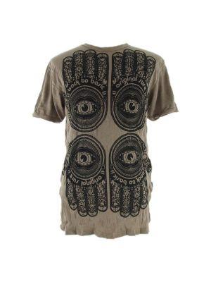 Pánske tričko Sure Hamsa Brown | M, L, XL