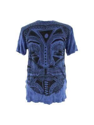Pánske tričko Sure Khon Mask Blue | M, L, XL