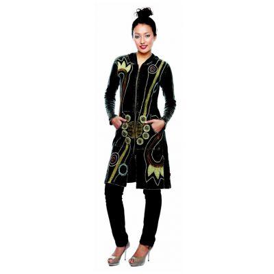 Kabátik Sadhika Hitam | S, M, L, XL