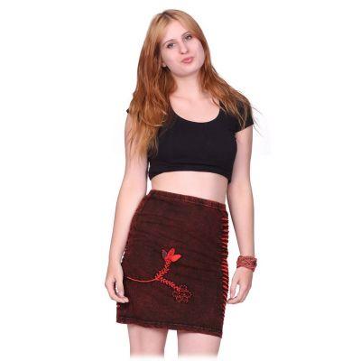 Etno mini sukne Jagatee Merun | S / M, L / XL