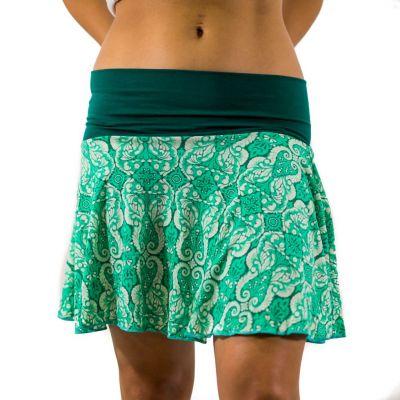 Kolesové mini sukne Lutut Lawan | UNI