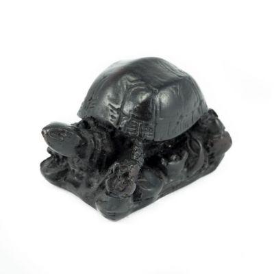 Soška Želvička na podstavci