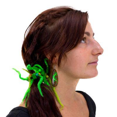 dready Zelené