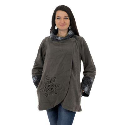 Kabátik Gautami Kelabu | S, M, L, XL, XXL
