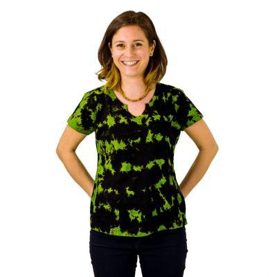Dámske tričko s krátkym rukávom Benita Green | S, M, L, XL, XXL
