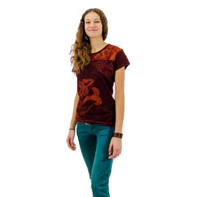 Dámske tričko s krátkym rukávom Daya Mawar   S, M, L, XL, XXL