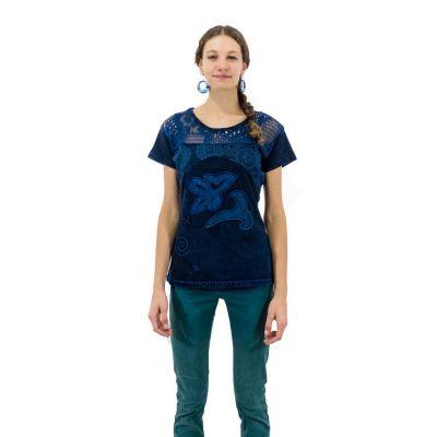 Dámske tričko s krátkym rukávom Daya Pirus | S, M, L, XL, XXL