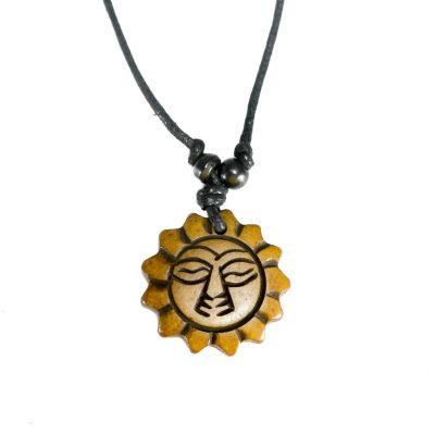 Prívesok Slnko - väčší, jednoduchý