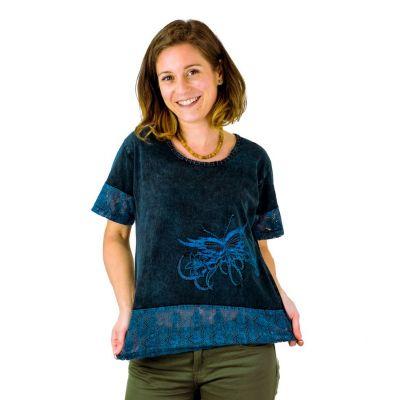 Dámske tričko s krátkym rukávom Sudha Pirus | S, M, L, XL