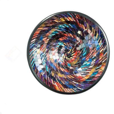 Dekoratívne miska Berkilau Vane, guľatá