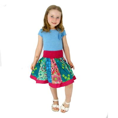 Detská sukienka Karishma Pink | S, M, L, dospelá, UNI