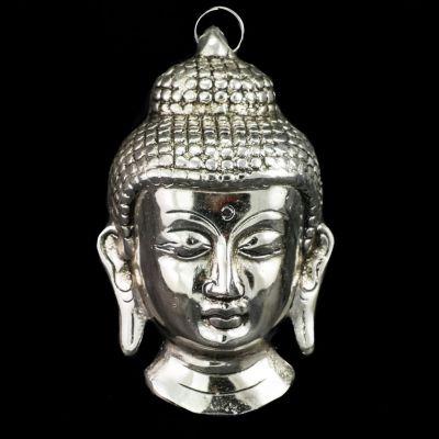 Plastika na stenu Buddha