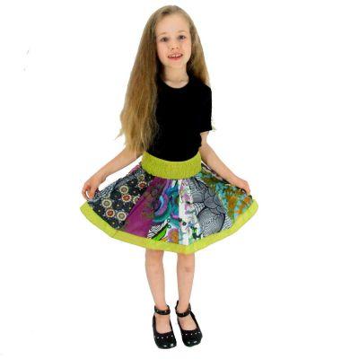 Detská sukienka Karishma Green
