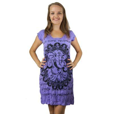 Šaty (tunika) Sure Ganesh Purple | S, M, L, XL, XXL