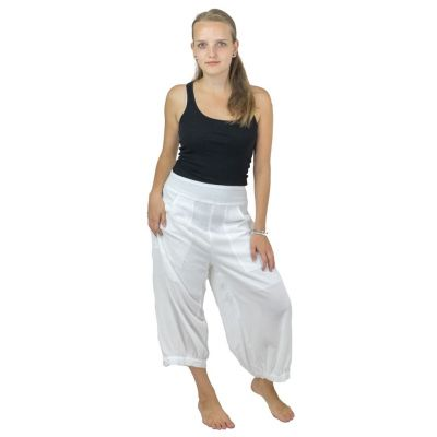 Trojštvrťové nohavice Tunlaya San | UNI
