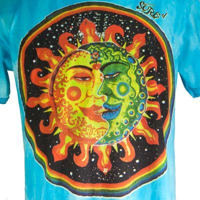 Pánske tričko Sure Celestial Emperors Turquoise