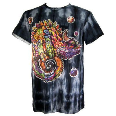 Pánske tričko Sure Chameleon Black | M, L