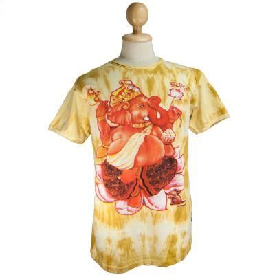 Pánske tričko Sure Ganesh on Lotus Yellow | M, L, XL