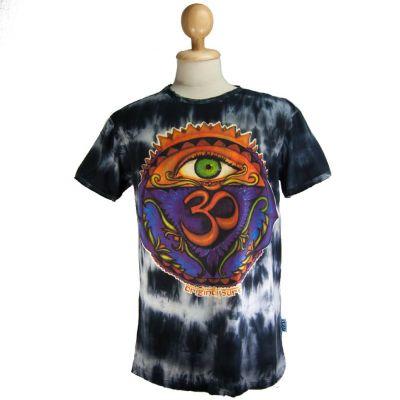 Pánske tričko Sure Third Eye Black | M, L, XL