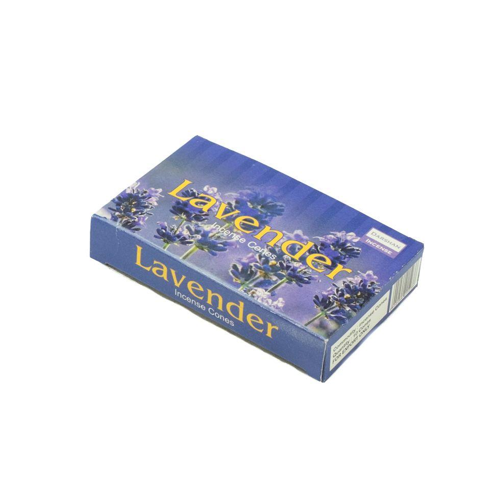 Vonné ihlančeky Darshan Lavender India