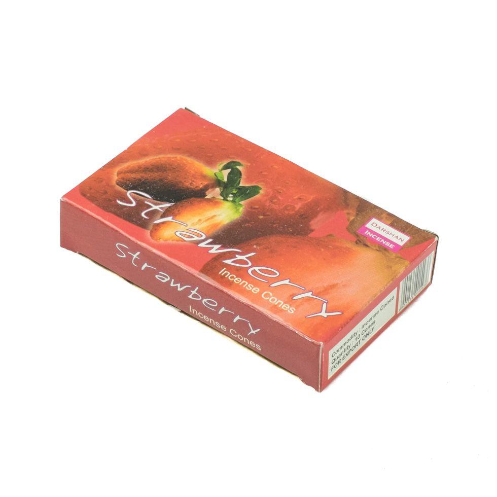Vonné ihlančeky Darshan Strawberry India