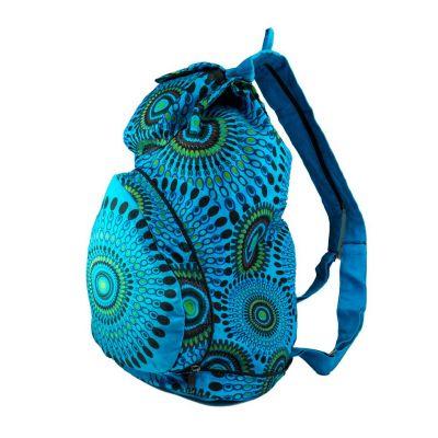 Batoh Mandala Turquoise