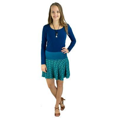 Kolesové mini sukne Lutut Bao | UNI