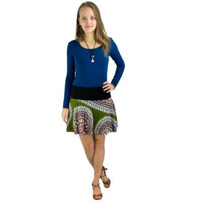 Kolesové mini sukne Lutut Fabienne | UNI