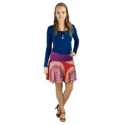 Kolesové mini sukne Lutut Wei | UNI (zodpovedá S / M)