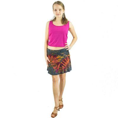 Batikovaná mini sukne Gamon Sinar   UNI (zodpovedá S / M)