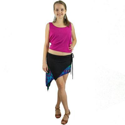 Batikovaná mini sukne Panit Pemuda | UNI (zodpovedá S / M)