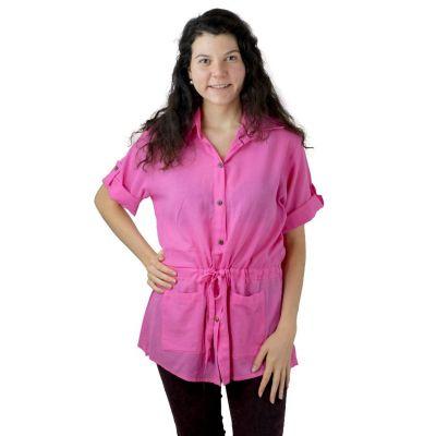 Dámska košeľa Sumalee Pink | UNI