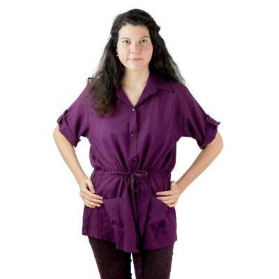 Dámska košeľa Sumalee Purple   UNI