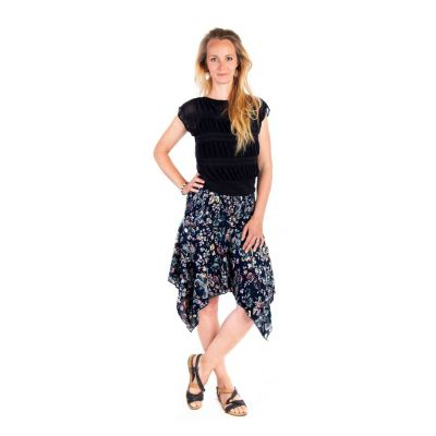 Cípatá sukňa s elastickým pásom Malai Rahasia   UNI