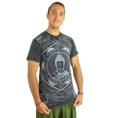 Pánske etno tričko Kirat Buddha | L, XL, XXL