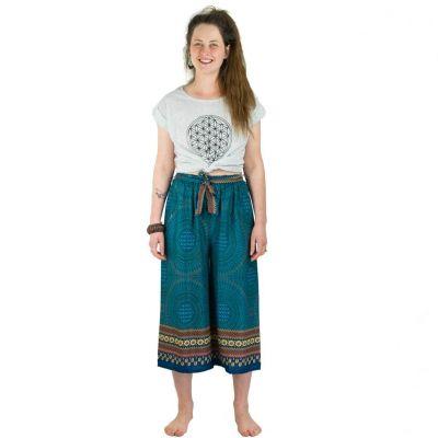 Trojštvrťové letné nohavice May Pirus | UNI