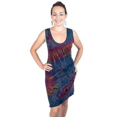Batikované šaty Loei Dirgantara | UNI