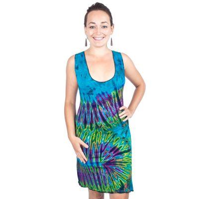 Batikované šaty Loei Pemuda | UNI