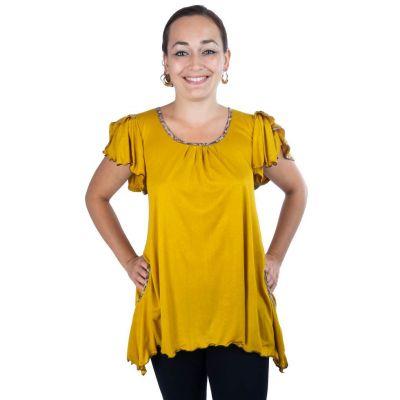 Blúzka Jina Yellow | S, M, L, XL, XXL