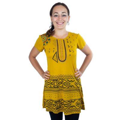 Šaty / Tunika Chipahua Yellow   S, M, L, XL, XXL