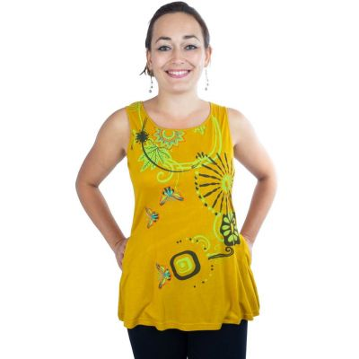 Etno top Bano Yellow   S, M, L, XL, XXL