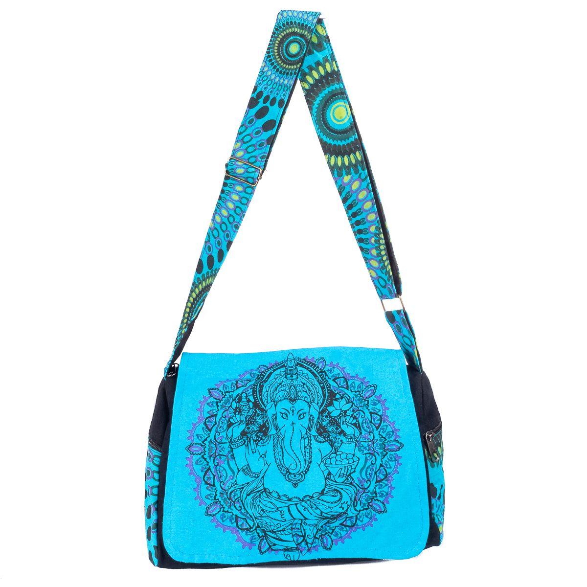 Taška Ganesh Turquoise
