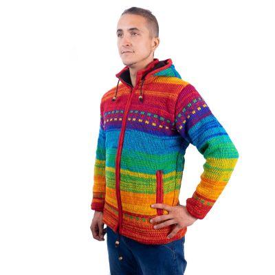 Vlnený sveter Happy Days Nepal