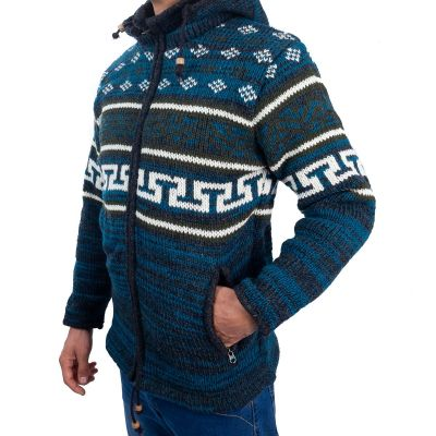 Vlnený sveter Winter Season Nepal